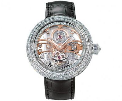 Crystal Tourbillion, «Jacob & Co»<br />Цена: $900,000