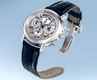 Jules Audemars Grande Complication, «Audemars Piguet».  <br />Цена: $780,600