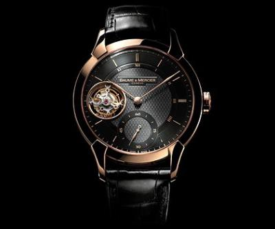 William Baume Flying Tourbillion, «Baume & Mercier»<br />Цена: $75,000<br />