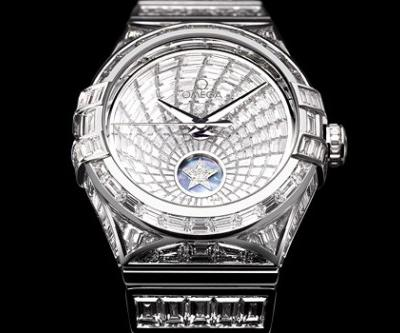 Constellation Baguette, «Omega»<br />Цена: $708,742