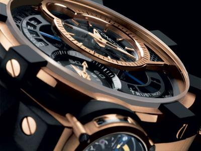 C1 Tourbillion Gravity, «Concord»<br />Цена: $320,000