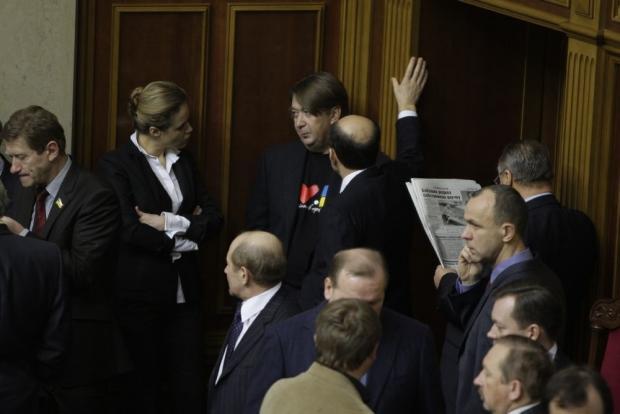 Бютівці рекомендують піти з посади секретарю Нетішинської міської ради