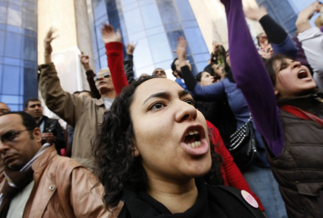 "Egyptian demonstrators clash with Egyptian police in central Cairo during a protest to demand the ouster of President Hosni Mubarak and calling for reforms on January 25, 2011. The protesters, carrying flags and chanting slogans against the government, rallied in a protest inspired by the uprising in Tunisia which led to the ouster of Zine El Abidine Ben Ali.  AFP PHOTO/MOHAMMED ABED , Tear gas smoke fired by Egyptian police is seen as demonstrators gather in central Cairo to demand the ouster of President Hosni Mubarak and calling for reforms on January 25, 2011. The protesters, carrying flags and chanting slogans against the government, rallied in a protest inspired by the uprising in Tunisia which led to the ouster of Zine El Abidine Ben Ali.  AFP PHOTO/MOHAMMED ABED , Egyptian demonstrators attack a water-canon truck used by Egyptian police to disperse a protest in central Cairo to demand the ouster of President Hosni Mubarak and calling for reforms on January 25, 2011. The protesters, carrying flags and chanting slogans against the government, rallied in a protest inspired by the uprising in Tunisia which led to the ouster of Zine El Abidine Ben Ali.  AFP PHOTO/MOHAMMED ABED , Egyptian demonstrators clash with Egyptian police in central Cairo during a protest to demand the ouster of President Hosni Mubarak and calling for reforms on January 25, 2011. The protesters, carrying flags and chanting slogans against the government, rallied in a protest inspired by the uprising in Tunisia which led to the ouster of Zine El Abidine Ben Ali.  AFP PHOTO/MOHAMMED ABED , Egyptian demonstrators hold up placards during a protest in central Cairo to demand the ouster of President Hosni Mubarak and calling for reforms on January 25, 2011. The protesters, carrying flags and chanting slogans against the government, rallied in a protest inspired by the uprising in Tunisia which led to the ouster of Zine El Abidine Ben Ali.  AFP PHOTO/MOHAMMED ABED , Egyptian demonstrators demanding the ouster of President Hosni Mubarak and calling for reforms face riot police in Cairo on January 26, 2011. AFP PHOTO/MOHAMMED ABED , Egyptian demonstrators pray in central Cairo during a protest to demand the ouster of President Hosni Mubarak and calling for reforms on January 25, 2011. Thousands of demonstrators took to the streets of Cairo, facing a massive police presence, to demand the ouster of President Hosni Mubarak in a protest inspired by Tunisia's popular uprising. AFP PHOTO/MOHAMMED ABED , Egyptian demonstrators clash with Egyptian police in central Cairo during a protest to demand the ouster of President Hosni Mubarak and calling for reforms on January 25, 2011. Thousands of demonstrators took to the streets of Cairo, facing a massive police presence, to demand the ouster of President Hosni Mubarak in a protest inspired by Tunisia's popular uprising. AFP PHOTO/MOHAMMED ABED , Egyptian demonstrators shout slogans as they attend a protest in Cairo demanding the ouster of President Hosni Mubarak on January 26, 2011. Egyptian police clashed with protesters in the centre of Cairo and in the port city of Suez, in the second day of nationwide anti-government demonstrations, an AFP reporter and witnesses said.  AFP PHOTO/MOHAMMED ABED , Egyptian demonstrators demanding the ouster of President Hosni Mubarak and calling for reforms clash with riot police in Cairo on January 26, 2011. AFP PHOTO/MOHAMMED ABED , Egyptian demonstrators demanding the ouster of President Hosni Mubarak and calling for reforms face riot police in Cairo on January 26, 2011. AFP PHOTO/MOHAMMED ABED , Egyptian demonstrators demanding the ouster of President Hosni Mubarak and calling for reforms face riot police in Cairo on January 26, 2011. AFP PHOTO/MOHAMMED ABED , Egyptian demonstrators demanding the ouster of President Hosni Mubarak and calling for reforms face riot police in Cairo on January 26, 2011. AFP PHOTO/MOHAMMED ABED , Egyptian demonstrators demanding the ouster of President Hosni Mubarak and calling for reforms face riot police in Cairo on January 26, 2011. AFP PHOTO/MOHAMMED ABED , Egyptian demonstrators demanding the ouster of President Hosni Mubarak and calling for reforms throw object towards riot police in Cairo on January 26, 2011. AFP PHOTO/STR , Egyptian plainclothe police officers arrest a demonstrator demanding the ouster of President Hosni Mubarak during a protest in Cairo on January 26, 2011. Placard in Arabic reads: ""Mr President Leave.""  TOPSHOTS/AFP PHOTO/MOHAMMED ABED , Egyptian riot police gather near burning tires as a demonstrator throws an object towards them during a protest demanding the ouster of President Hosni Mubarak and calling for reforms on January 26, 2011 in Cairo. AFP PHOTO/STR , Egyptian demonstrators demanding the ouster of President Hosni Mubarak and calling for reforms face riot police in Cairo on January 26, 2011. AFP PHOTO/MOHAMMED ABED , Egyptian demonstrators shout slogans during a protest in Cairo demanding the ouster of President Hosni Mubarak on January 26, 2011 in the second day of nationwide anti-government demonstrations, an AFP reporter and witnesses said.  AFP PHOTO/MOHAMMED ABED"
