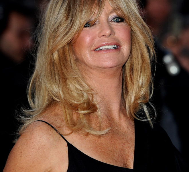 LONDON, ENGLAND - MARCH 30:  Actress Goldie Hawn attends the Gorby 80 Gala at the Royal Albert Hall on March 30, 2011 in London, England. The concert is to celebrate the 80th birthday of the former Soviet leader Mikhail Gorbachev.  (Photo by Ian Gavan/Getty Images)