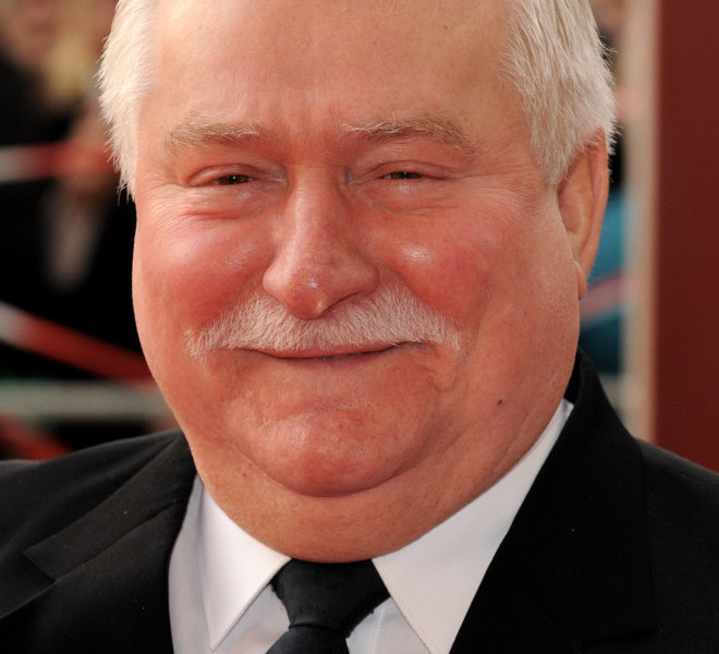 LONDON, ENGLAND - MARCH 30:  Former Polish president Lech Walesa attends the Gorby 80 Gala at the Royal Albert Hall on March 30, 2011 in London, England. The concert is to celebrate the 80th birthday of the former Soviet leader Mikhail Gorbachev.  (Photo by Eamonn McCormack/Getty Images)