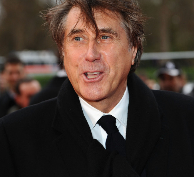 LONDON, ENGLAND - MARCH 30:  Singer Bryan Ferry attends the Gorby 80 Gala at the Royal Albert Hall on March 30, 2011 in London, England. The concert is to celebrate the 80th birthday of the former Soviet leader Mikhail Gorbachev.  (Photo by Ian Gavan/Getty Images)