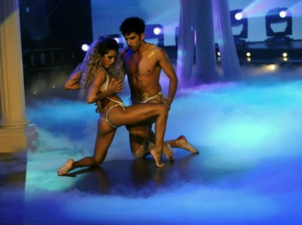 фото танец секс