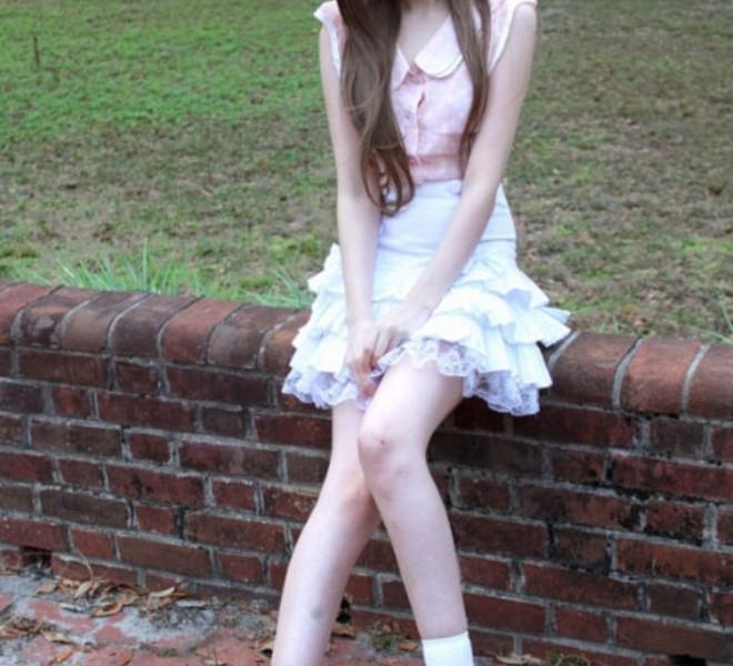 Шестнадцатилетнюю американку Дакоту Роуз называют Барби во плоти из-за ее н