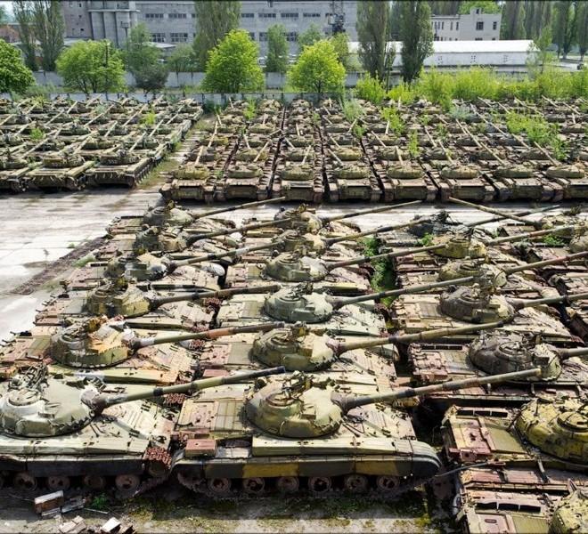 Наблюдатели ОБСЕ зафиксировали около 50 танков террористов вблизи оккупированной Мануйловки - Цензор.НЕТ 9401