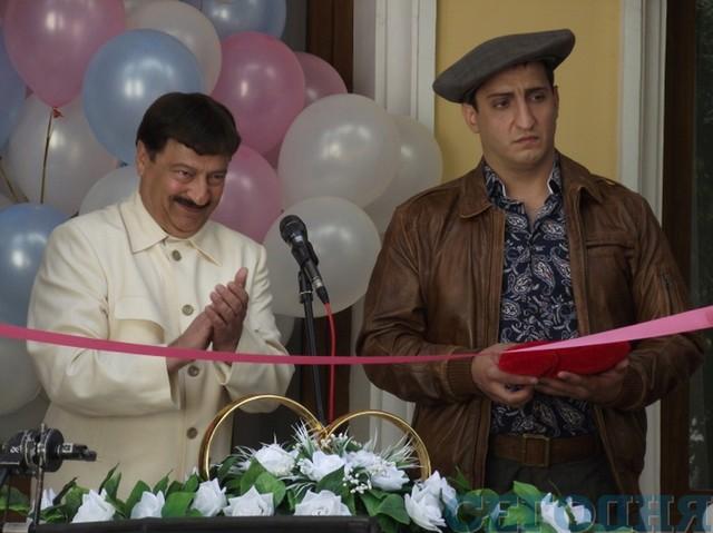 Порошенко ознайомився з процесом будівництва військового містечка в Одеській області - Цензор.НЕТ 5642