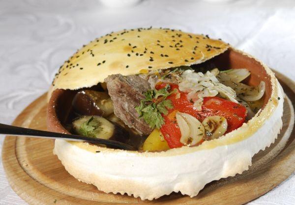 Крымская кухня рецепты с фото