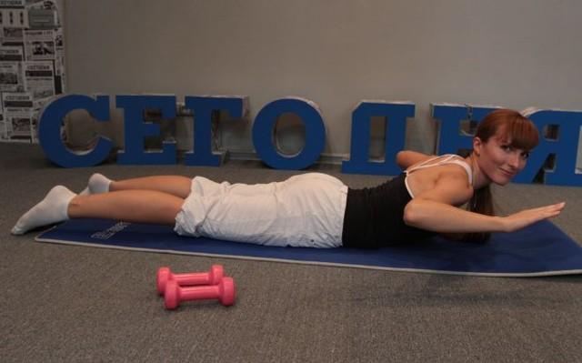 Эффективные упражнения для мышц спины от профессионального фитнес-инструктора.