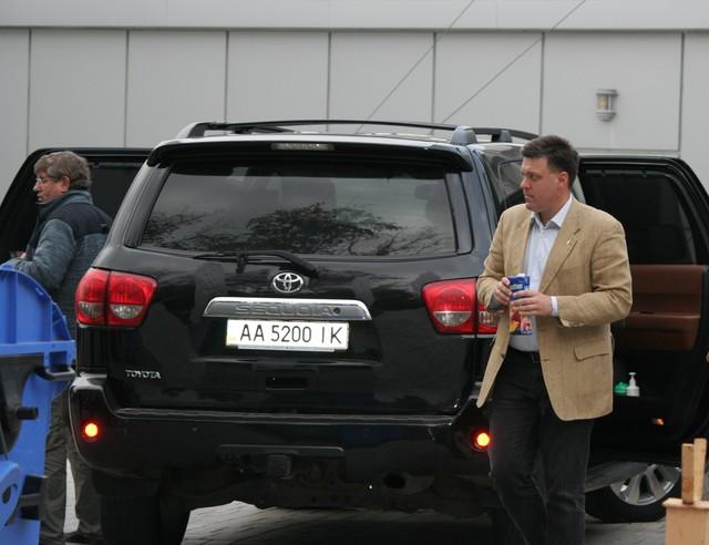"""""""Регионал"""" Васадзе, президент корпорации """"УкрАВТО"""", носит на руке 6 """"Ланосов"""" - Цензор.НЕТ 877"""