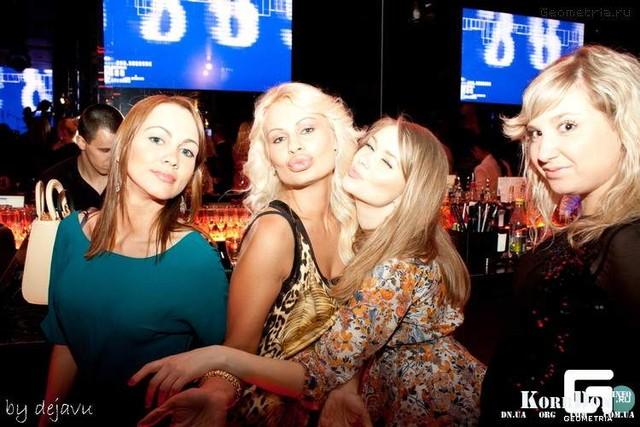 Муклы в ночных клубах Донецка (фото) .