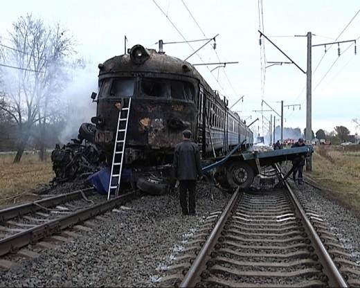 Преподаватель вуза попала под поезд
