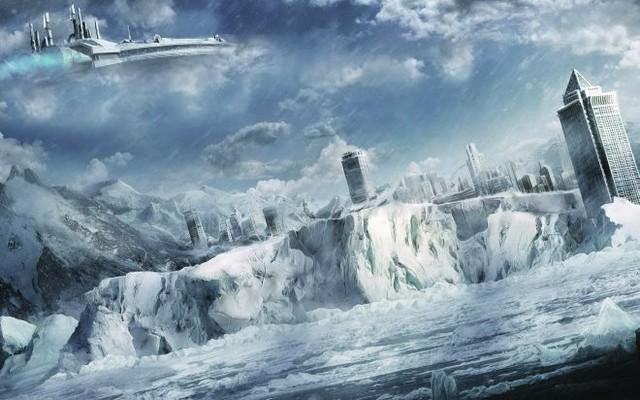 Человечеством предотвращен новый ледниковый период