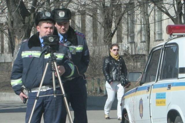 За что ГАИ может остановить водителя. Украина