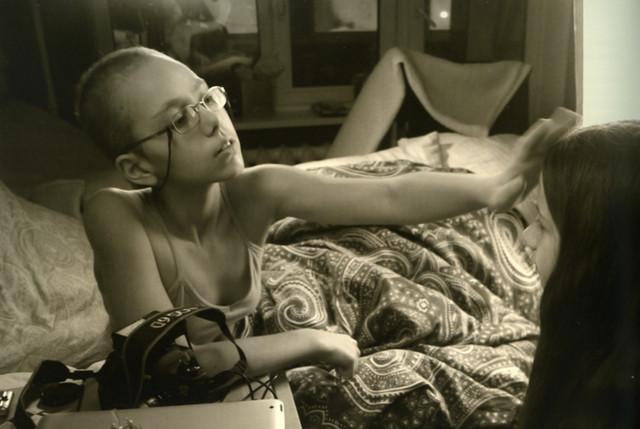 Трах на кровате с девочкой фото фото 671-692