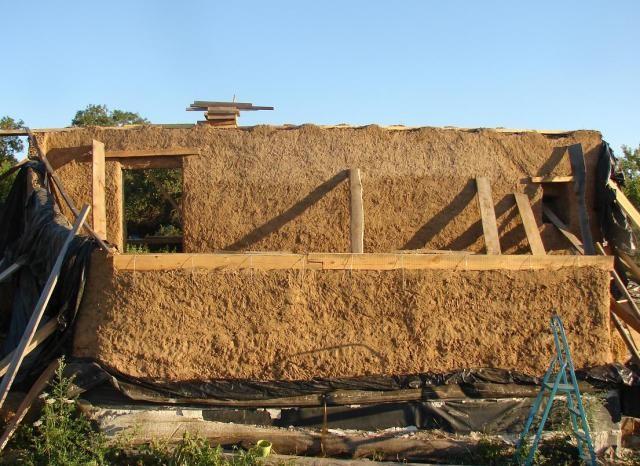 Как своими руками построить саманный дом своими руками 48
