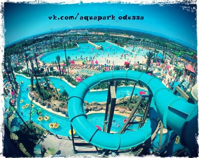 аквапарк одесса фото