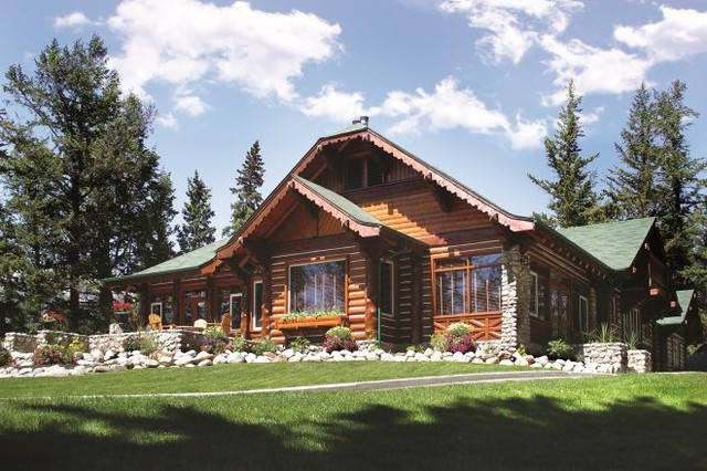 The Fairmont Jasper Park Lodge, Альберта, Канада