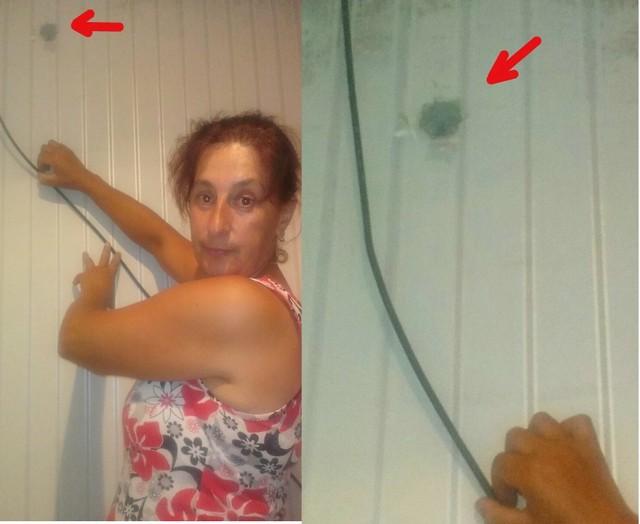 молния шаровая в доме фото