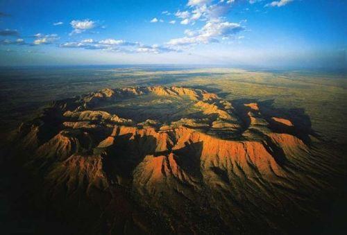 фото вредефорт кратер