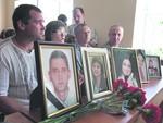 Расстрела пяти человек в Донбассе: Два года спустя после приговор так и не вынесен