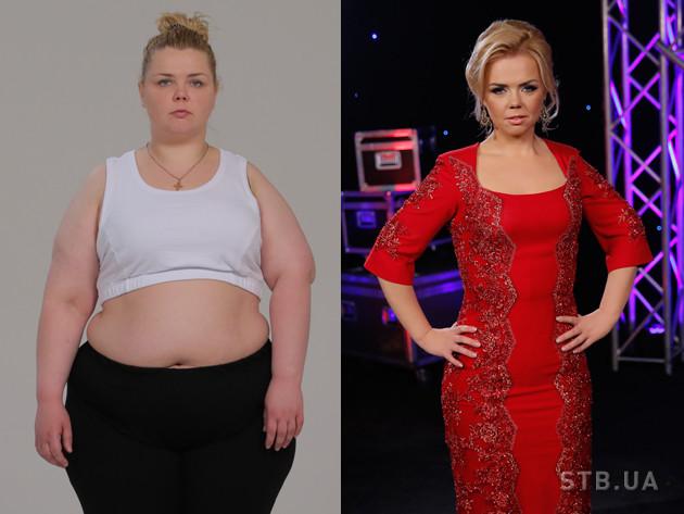 похудела с 60 до 50 за месяц