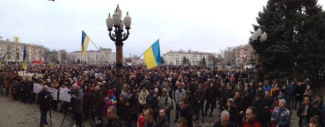 Южане Украины не любят правительство