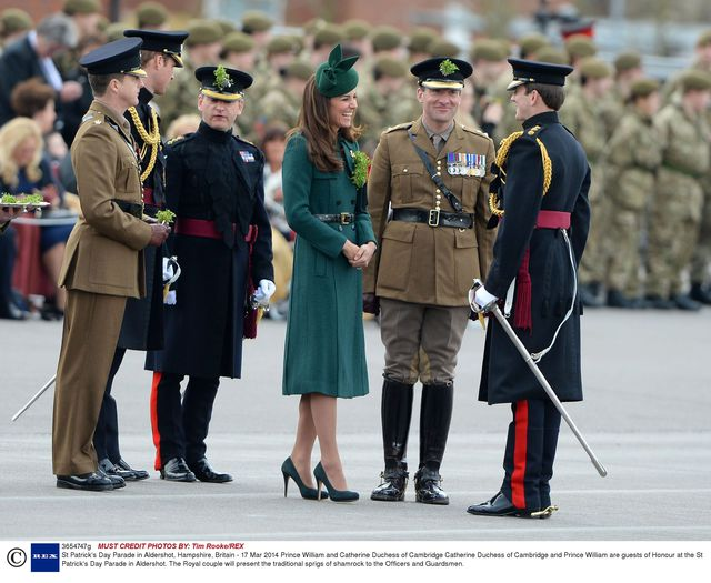 Принц уильям и кейт миддлтон отметили