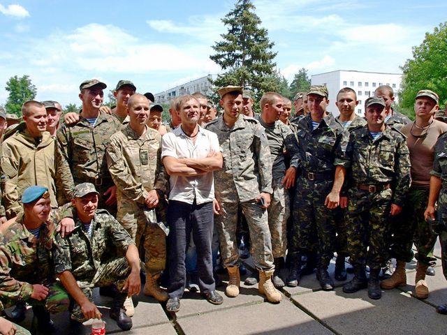 группа знакомств с военными