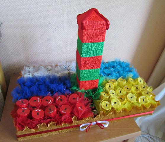 Сладкие детские подарки своими руками 167