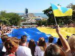 День государственного флага Украины: Порошенко, Яценюк, Турчинов на торжественной церемонии в Киеве - Цензор.НЕТ 6819