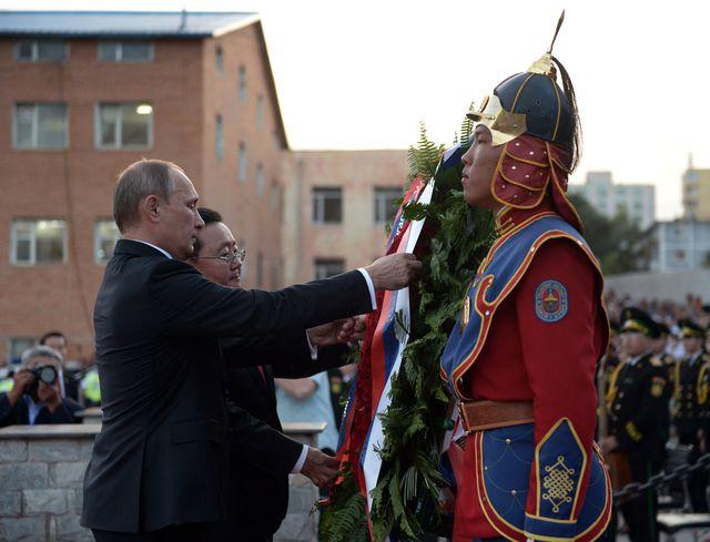 032-й отдельный комендантский батальон вооруженных сил Монголии