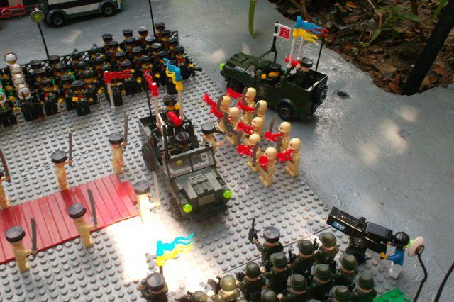 Лего фото танки 4