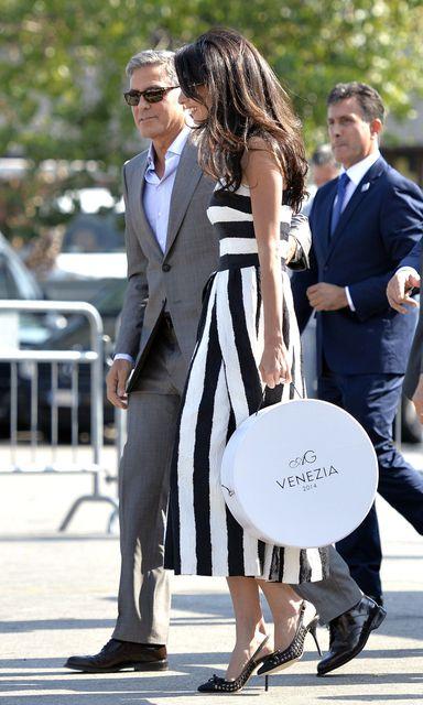 Ради свадьбы Джорджа Клуни в Венеции закроют доступ к ... анджелина джоли википедия