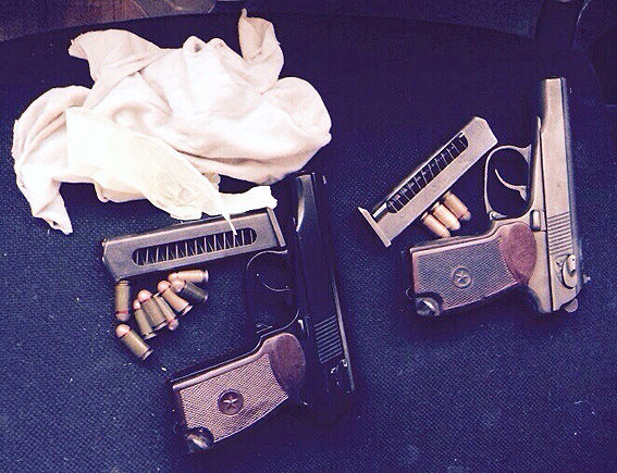 589715_main Милиция задержала торговцев оружием и взрывчаткой в Одесской области (фото)