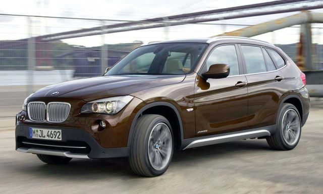 Brilliance V5 — BMW X1