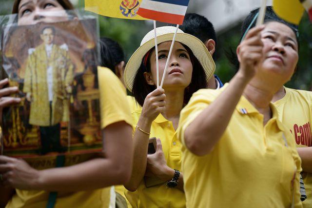 Король Таиланда умер в 88 лет после гемодиализа