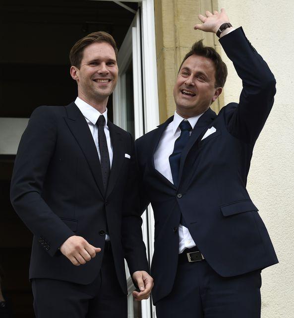 Люксембург премьер-министр свадьба