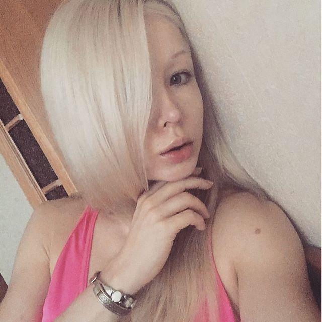 одесская барби фото без косметики