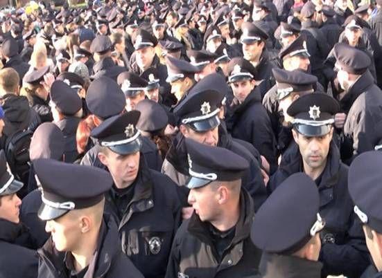 Головний полісмен Ужгорода обматюкав підлеглих