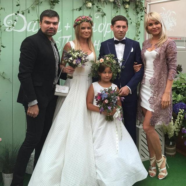 Фото знаменитостей свадьбы 2015