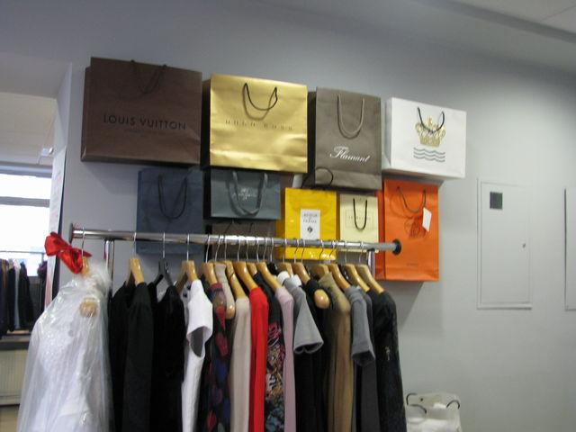 Где купить брендовую одежду дешево
