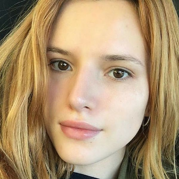 Bella Thorne. Фото:  Instagram @bellathorne