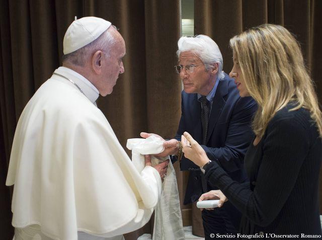 Папа и молодая подруга