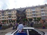 В России обрушился многоэтажный жилой дом, есть жертвы (фото,видео)