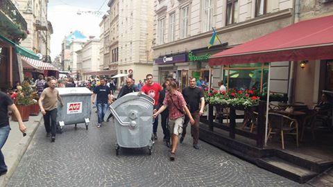 Народные избранники Львова провалили голосование за высказывание недоверия Садовому