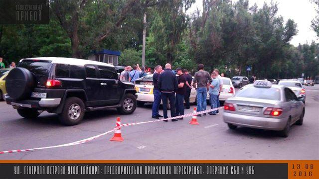 ВОдессе поподозрению вполучении взятки задержали 2-х патрульных
